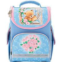 Рюкзак школьный каркасный 501 PO-1  PO17-501S-1