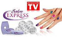 Набор Salon Express для росписи ногтей ZD