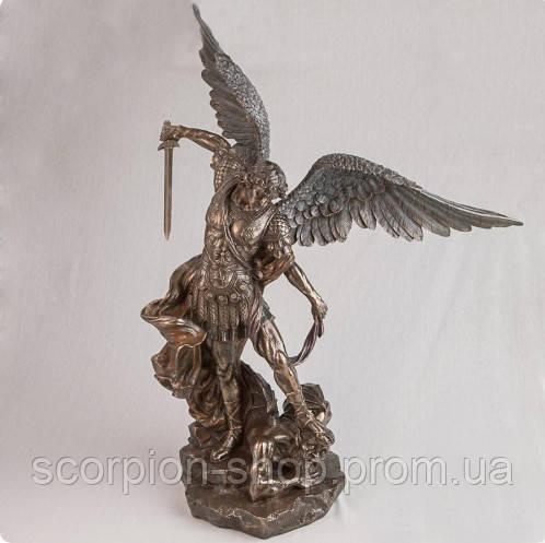 "Статуэтка ""Архангел Михаил"" (78 см) БОЛЬШОЙ Veronese 74552 A4"