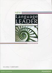 Учебник New Language Leader Pre-Intermediate SB