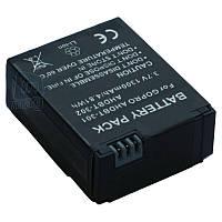 Аккумулятор AHDBT-201 для видеокамеры GoPro Hero 3, 1300 mAh.