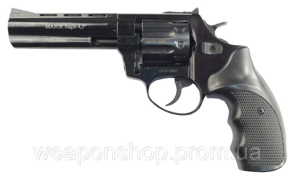 Пистолет под патрон флобера Ekol 4,5″ Black