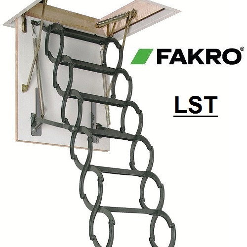 Лестница чердачная Факро (FAKRO) LST-250-280,60х90, Одесса