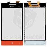 Тачскрин (сенсор) для мобильного телефона HTC A620e Windows Phone 8S,