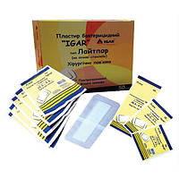 Пластырь бактерицидный, тип Лайтпор, хирургическая повязка 25х9 см