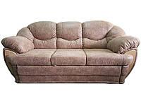 Прямой диван Лондон+французская раскладушка