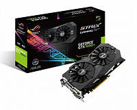 Видеокарта ASUS GeForce GTX 1050Ti Strix OC 4GB GDDR5