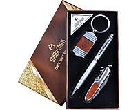 Подарочный набор 3 в 1: брелок/ручка/нож