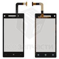 Тачскрин (сенсор) для мобильного телефона HTC C620e Windows Phone 8X,