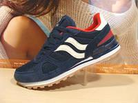 Женские кроссовки BaaS синие 37 р., фото 1