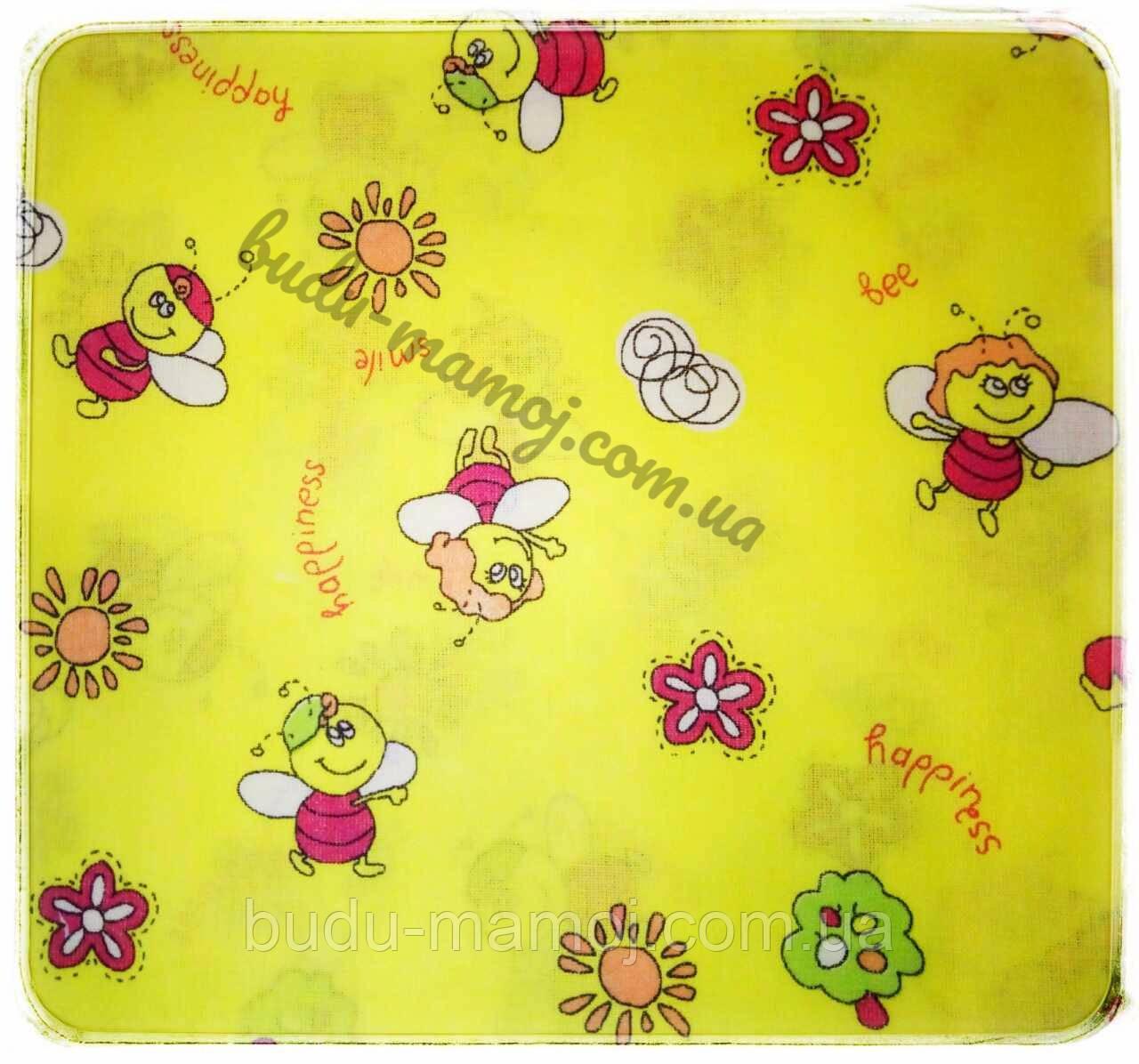 Ситцевые пеленки100*90 см Беларусь отличное качество