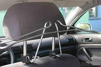 Вешалка автомобильная Diplomat хром Kegel