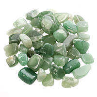 Камни для декора Нефрит Жадеит (15-35 мм) 100 грамм