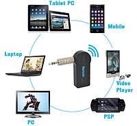 Bluetooth-трансмиттер, блютус передатчик, Aux адаптер, ресивер
