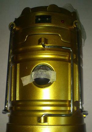 Фонарик  YT-831, фото 2