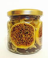Мед натуральный с орехами и сухофруктами 250 г
