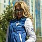 Молодежная женская куртка в стиле Бомбер, фото 8