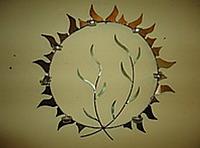 Подсвечник настенный «Рассвет», фото 1
