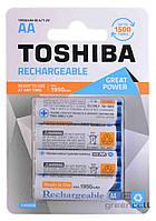 Аккумулятор Toshiba R6 (1950 mAh) Ni-MH