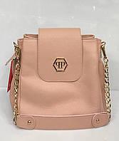Женская кожаная сумочка Philipp Plein