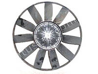 Вентилятор системы охлаждения (крыльчатка электровентил.) Газель,Соболь,Волга (пр-во г.Херсон)