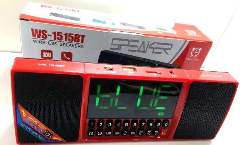 Портативная Bluetooth колонка WS-1515