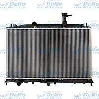 Радиатор охлаждения Hyundai Accent 2005-