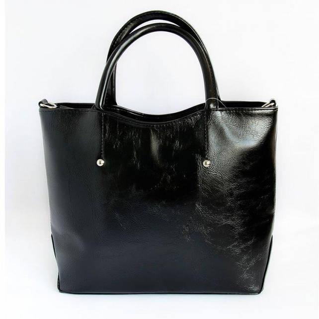 Женская сумка  KM М75-27 black