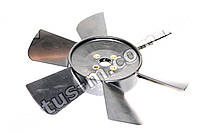 Вентилятор системы охлаждения (крыльчатка) Газель,Соболь 6 лопаст. черн. (пр-во ГАЗ)