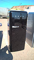 Холодильник двухкамерный SMEG FAB28LX1 No Frost черный