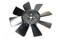 Вентилятор системы охлаждения (крыльчатка) Газель,Соболь 8 лопаст. черн. (пр-во ГАЗ)