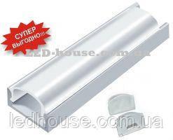 Алюминиевый профиль для светодиодной ленты ЛП