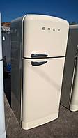 Холодильник Smeg FAB50 б/у No Frost