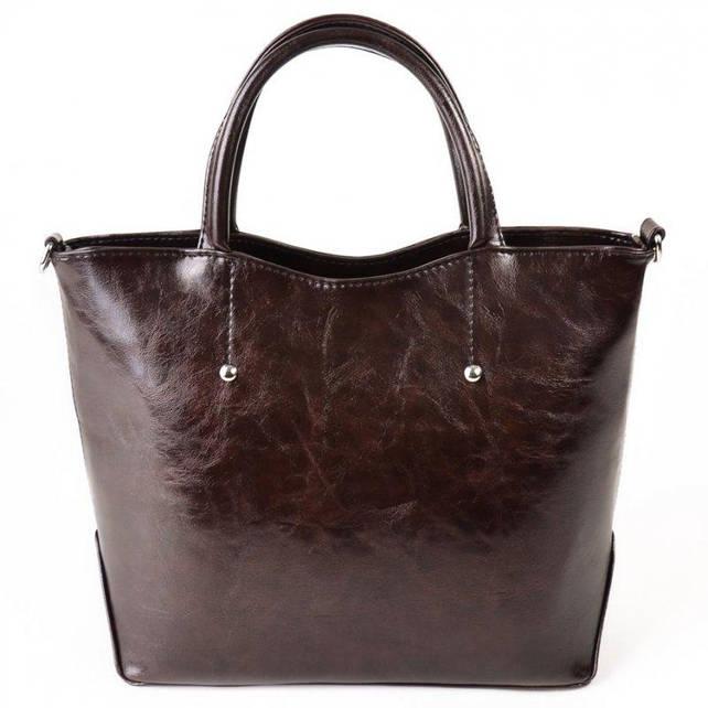Женская сумка KM М75-57 brown