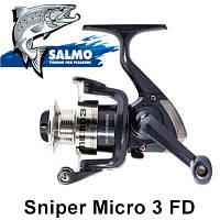 КАТУШКА SALMO SNIPER MICRO 3 1000 FD (1510FD)