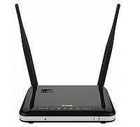 Роутер (маршрутизатор) D-Link DWR-118 (802.11b/g/n/ac 750Mb/s) USB 3G/4G/LTE