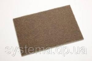 3M 07440 Scotch-Brite CP-SH - Шлифовальные листы, 158 х 224 мм, A MED, коричневый