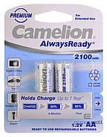 Аккумулятор Camelion AlwaysReady R6 2100 mAh Ni-MH