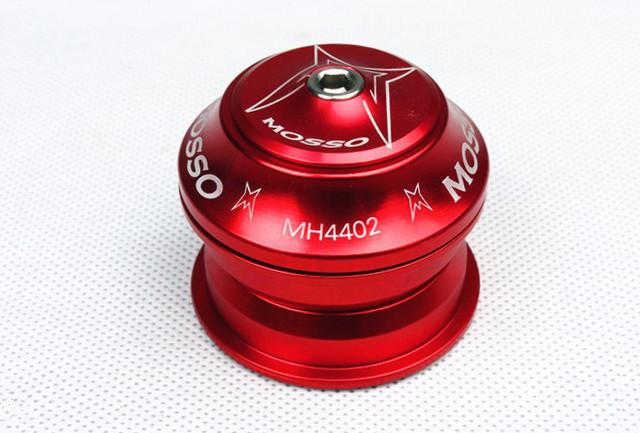 Рулевая Mosso ZS44, полуинтегрированная, красная