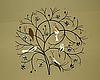 Панно «Птахи на дереві»