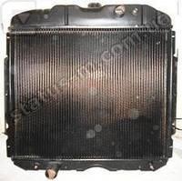 Радиатор вод. охлаждения ГАЗ 53 (3 рядн.медь) (пр-во Иран)