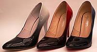 Туфли женские лаковые классические, женские классические туфли от производителя модель ЛЕКО907