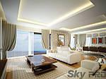 Світлодіодні стрічки в інтер'єрі квартири