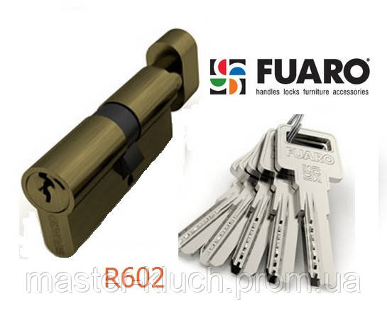 Цилиндр Fuaro  R602/70 (35х35mm)