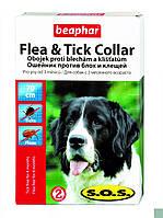 Нашийник S. O. S. від бліх та кліщів для собак Beaphar