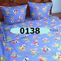 Комплект постельного. Детское, бязь 0138