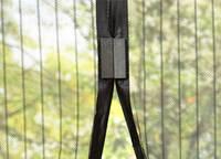 Москитная сетка на магнитах Magic Mesh 210х110см