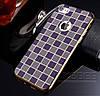 IPhone 7, 8 кожа в клетку, фото 4