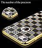 IPhone 7, 8 кожа в клетку, фото 7
