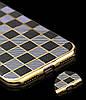IPhone 7, 8 кожа в клетку, фото 9